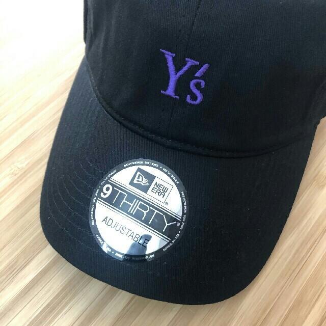 Yohji Yamamoto(ヨウジヤマモト)のY's x NEW ERA キャップ メンズの帽子(キャップ)の商品写真