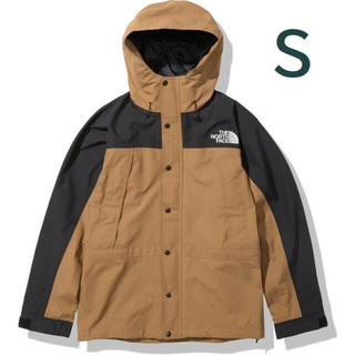 THE NORTH FACE - THE NORTH FACE 20AW マウンテンライトジャケット UB S
