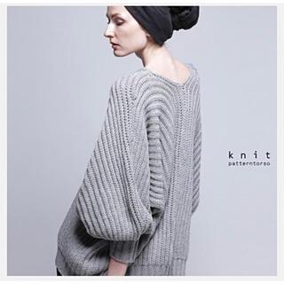 antiqua - antiquaセーター
