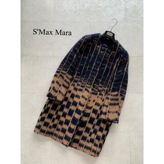 Max Mara - 【S'Max Mara】ウールコート