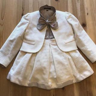 バーバリー(BURBERRY)のバーバリー 卒園式・入学式(ドレス/フォーマル)