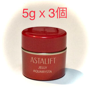 ASTALIFT - アスタリフト ジェリーアクアリスタ ミニ 5g x 3個