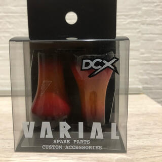 DRT DCX バリアル ウッドノブ VARIAL WOOD KNOB drt(リール)