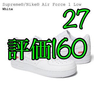 シュプリーム(Supreme)のSupreme Nike Air Force 1 US9 JP27cm(スニーカー)