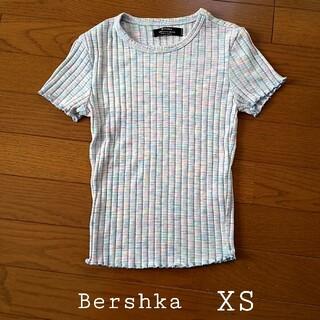 Bershka - 【試着のみ】BERSHKA 半袖 ベルシュカ Tシャツ