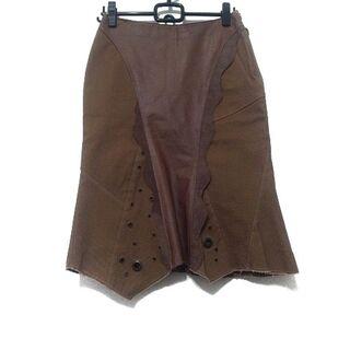 グレースコンチネンタル(GRACE CONTINENTAL)のグレースコンチネンタル スカート 36 S -(その他)