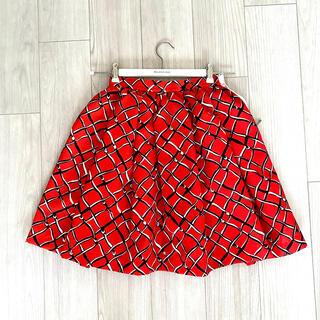 エムエスジイエム(MSGM)のMSGM ボリュームスカート(ひざ丈スカート)