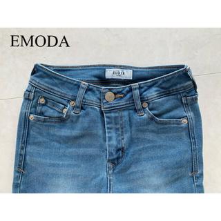 エモダ(EMODA)の【EMODA】 新品未使用 デニム(デニム/ジーンズ)