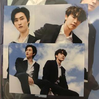 スーパージュニア(SUPER JUNIOR)のSUPERJUNIOR D&E Wings トレカ【タワレコ特典】(K-POP/アジア)