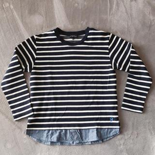 ユナイテッドアローズ(UNITED ARROWS)のUNITED ARROWS 重ね着風Tシャツ 135(Tシャツ/カットソー)