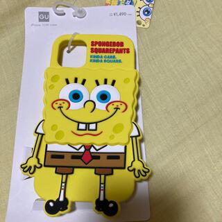 ジーユー(GU)のBB様専用 スポンジボブ スマホケース iPhone 11 /XR(iPhoneケース)