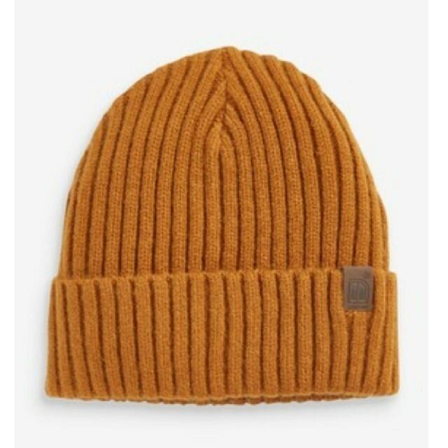 NEXT(ネクスト)の新品◎ネクスト ベビー 帽子 ニット帽 ニットキャップ キッズ/ベビー/マタニティのこども用ファッション小物(帽子)の商品写真