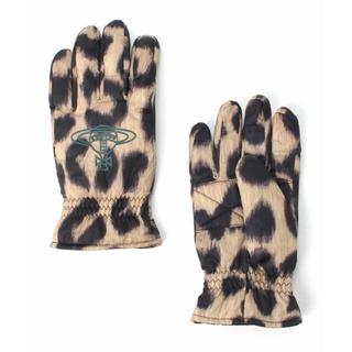 Vivienne Westwood - 新作新品!ヴィヴィアンウエストウッド レオパード  手袋 グローブ