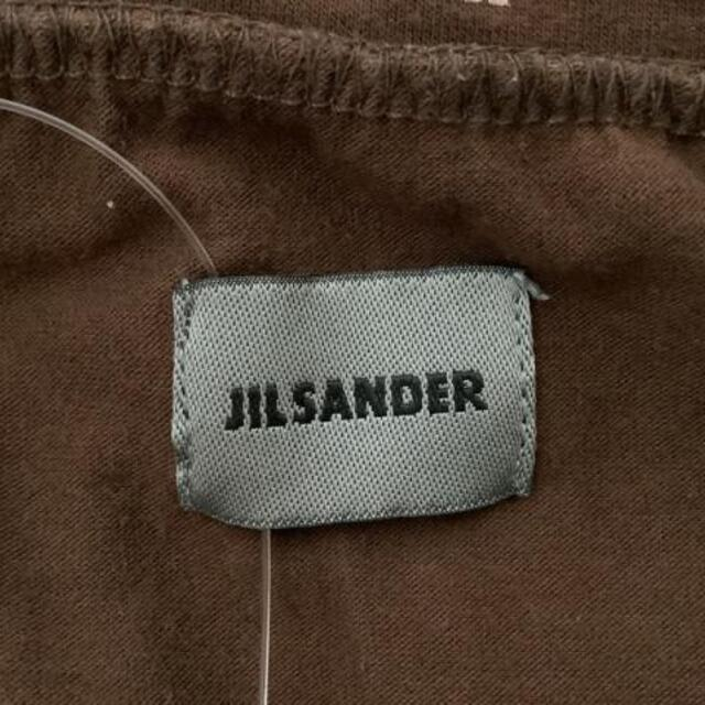 Jil Sander(ジルサンダー)のジルサンダー 半袖Tシャツ サイズL メンズ メンズのトップス(Tシャツ/カットソー(半袖/袖なし))の商品写真