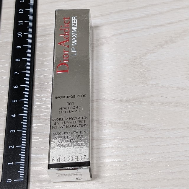 Dior(ディオール)のDior ディオール アディクトリップマキシマイザー リップグロス ピンク 1 コスメ/美容のベースメイク/化粧品(リップグロス)の商品写真