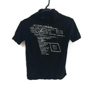 ヨウジヤマモト(Yohji Yamamoto)のヨウジヤマモト 半袖カットソー サイズ3 L(カットソー(半袖/袖なし))