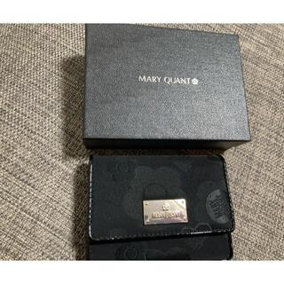 マリークワント(MARY QUANT)のマリークアント カードケース 名刺入れ(名刺入れ/定期入れ)