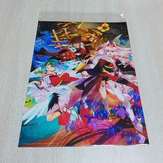 マクロス(macros)の風雲!お洒落まくろす弐 和紙製アートカード(キャラクターグッズ)