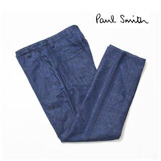 ポールスミス(Paul Smith)の 《ポールスミス》新品 カーゴ ワイドパンツ ゆったりシルエット L(W84)(その他)