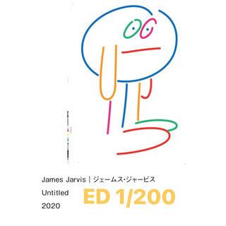 James Jarvis PARCO print center (絵画/タペストリー)