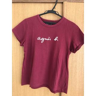 agnes b. - アニエスべー Tシャツ レアカラー