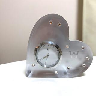 ウェッジウッド(WEDGWOOD)のウェッジウッド 時計(置時計)