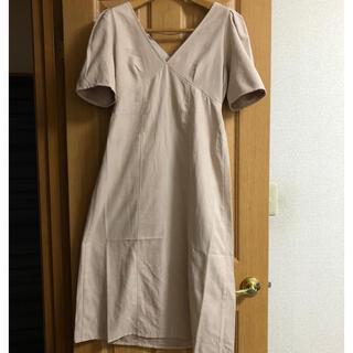 ダブルクローゼット(w closet)の新品ダブルクローゼット ワンピース (ロングワンピース/マキシワンピース)