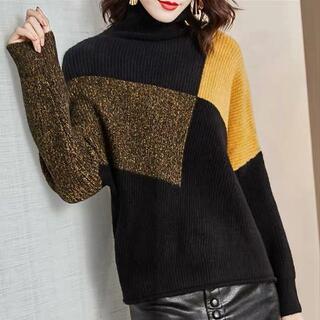 ロエベ(LOEWE)の♡LOEWE  タートルネックのセーター♡112385(ニット/セーター)