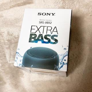 ソニー(SONY)のSONY SRS-XB12 Bluetoothスピーカー(スピーカー)