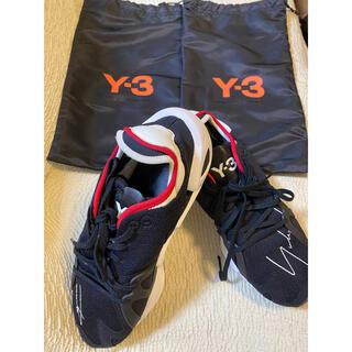 Y-3 スニーカー 1度外で履いただけです