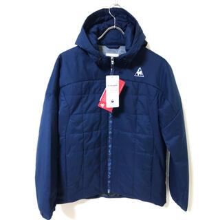 ルコックスポルティフ(le coq sportif)の[新品] ルコック 中綿 ウインドジャケット Lサイズ(ダウンジャケット)