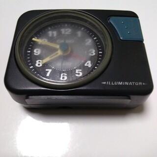 カシオ(CASIO)の時計です。(置時計)