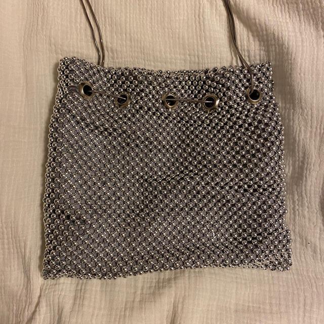 EVRIS(エヴリス)の【EVRIS】ドローストリングBAG レディースのバッグ(その他)の商品写真