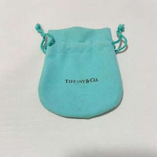 ティファニー(Tiffany & Co.)のティファニー 巾着 小物入れ(ショップ袋)