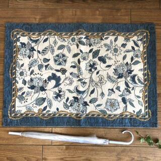 ミントン(MINTON)のMINTON 玄関マット クラシカル 川島織物セルコン シェニールゴブラン(玄関マット)