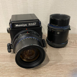USTMamiya - mamiya rz67    50 180 フィルムカメラ