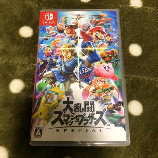 Nintendo Switch - 大乱闘スマッシュブラザーズ SPECIALソフト:ニンテンドーSwitchソフト