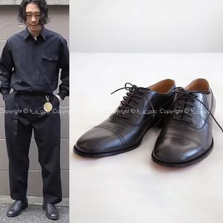Maison Martin Margiela - 【希少】マルタン マルジェラ ノーレース ダービー レザー シューズ 短靴 革靴