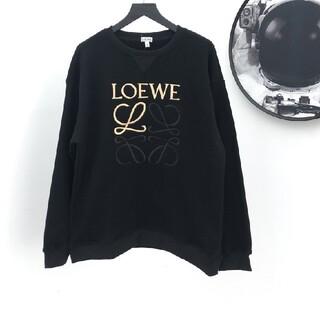 LOEWE - 大人気Loeweロエベ スウェット ブラック メッズ
