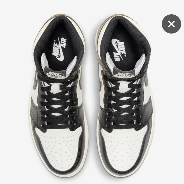 NIKE(ナイキ)の【26.0㎝】NIKE/AIRJORDAN1 DARK MOCHA メンズの靴/シューズ(スニーカー)の商品写真