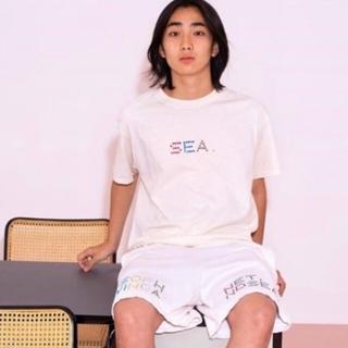 Supreme - 木村拓哉さん愛用!WIND AND SEA Tシャツ ベージュ Sサイズ