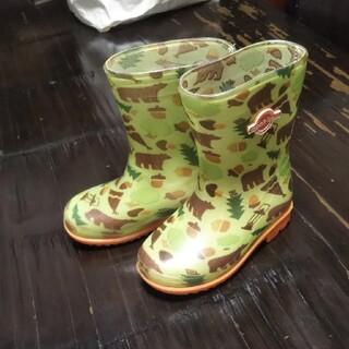 モンベル(mont bell)のmont-bell キッズ 長靴 15cm(長靴/レインシューズ)