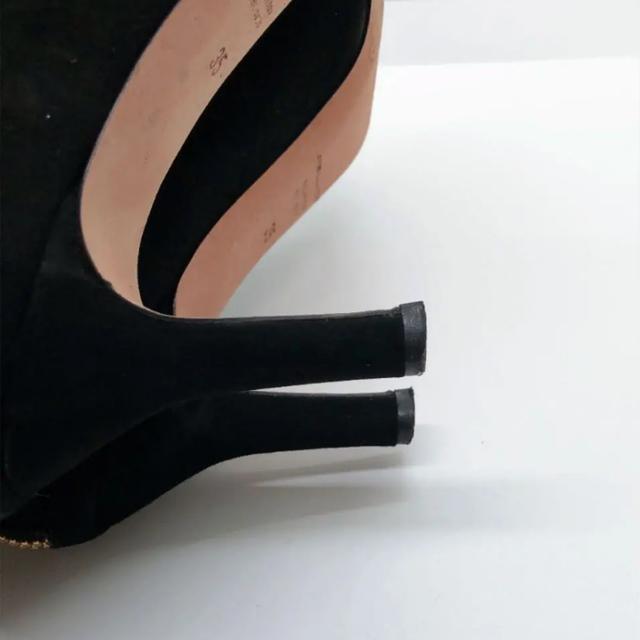 PELLICO(ペリーコ)のPELLICO /  スタッズショートブーツ ペリーコ ブラック 黒 35 レディースの靴/シューズ(ブーツ)の商品写真