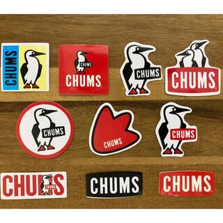 チャムス(CHUMS)のCHUMSステッカー(その他)