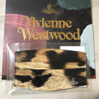 Vivienne Westwood - ヴィヴィアン  マスクカバー レオパード