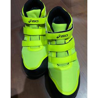 asics - アシックス 安全靴 作業靴 28cm