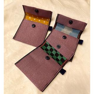畳縁ポチ袋3つセット
