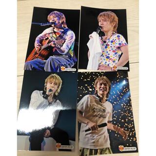 カンジャニエイト(関ジャニ∞)の安田章大 公式写真 4枚セット(男性タレント)