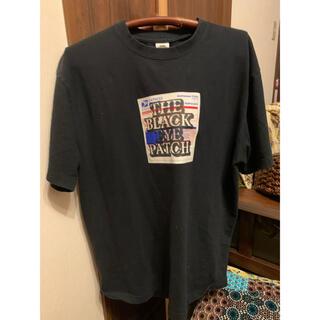 XLARGE - ブラックアイパッチ Tシャツ BADSAIKUSH着用