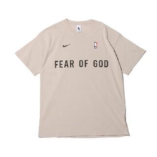 FEAR OF GOD - NIKE  fear of god M NRG W TOP OATMEAL XL